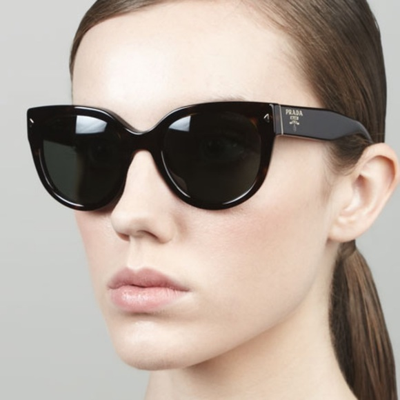 Prada Heritage Cat Eye Sunglasses - FAIR Condition